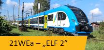 Elektryczny Zespół Trakcyjny 21WEa ELF 2