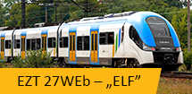 Elektryczny Zespół Trakcyjny 27WEb - ELF