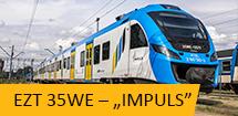 Elektryczny Zespół Trakcyjny 35WE - IMPULS