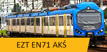 Elektryczny Zespół Trakcyjny EN71 AKŚ