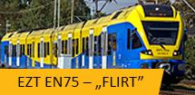 Elektryczny Zespół Trakcyjny EN75 - FLIRT