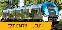 Elektryczny Zespół Trakcyjny EN76 - ELF