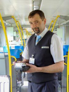 Bilet w pociągu