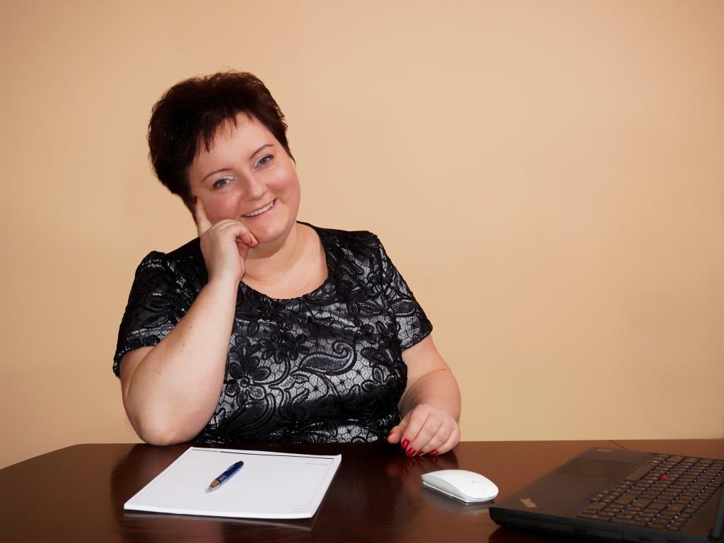 Prezes Renata Szczygieł