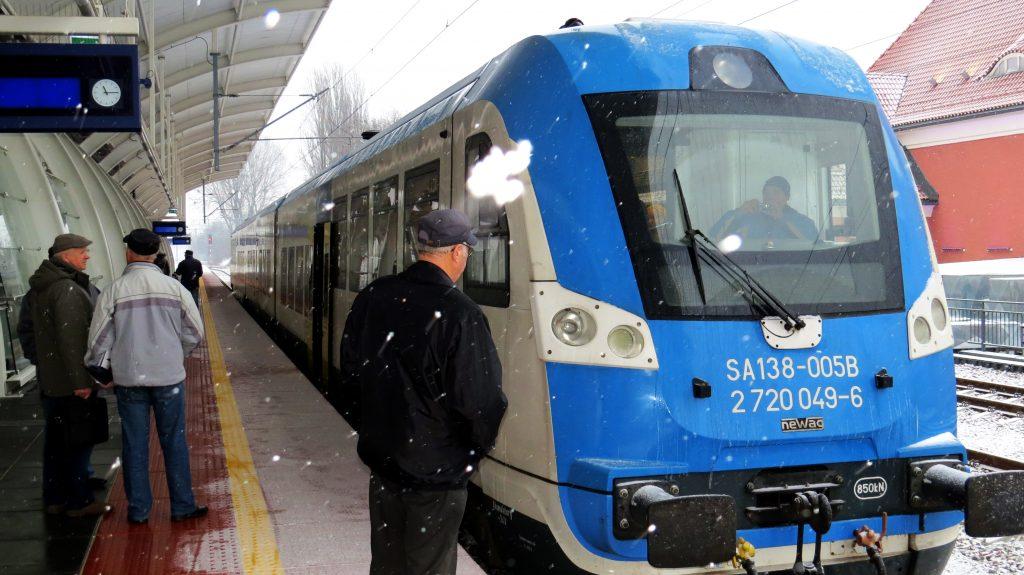 Dworzec w Gliwicach oficjalnie otwarty