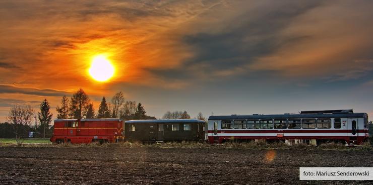 Srebrny pociąg