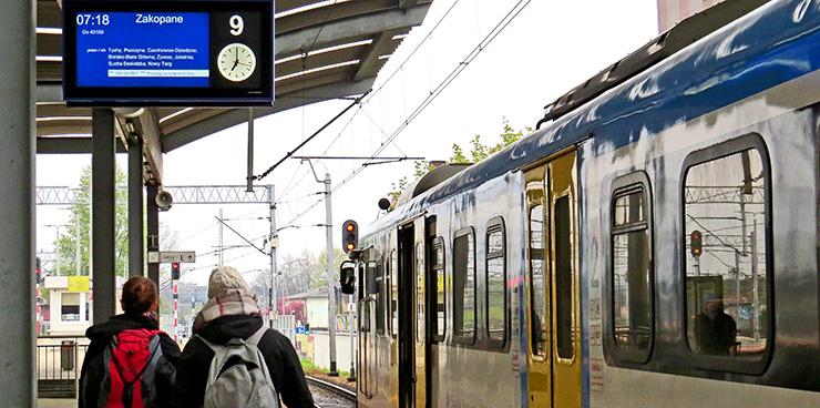 Pociągiem do Zakopanego