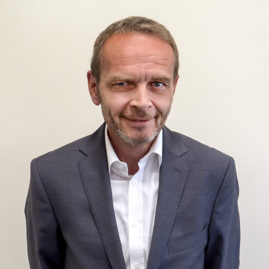 Prezes Piotr Rybotycki