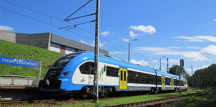 Milion pasażerów więcej w 2018 roku! | Koleje Śląskie - regionalny  przewoźnik kolejowy