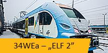 Elektryczny Zespół Trakcyjny 34WEa ELF 2