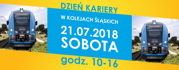 Dzień Kariery w KŚ - 21.07.2018